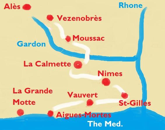 Saint-Giles Pilgrimage Trail