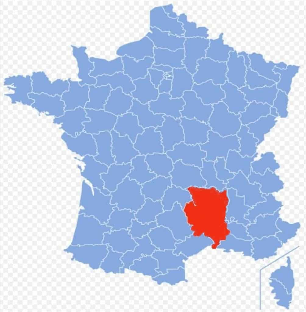 Stevenson Trail - Robert Louis Stevenson Trail Gr70: Lozere Gard Upper Loire Ardeche Map