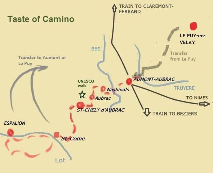 Taste Of Camino