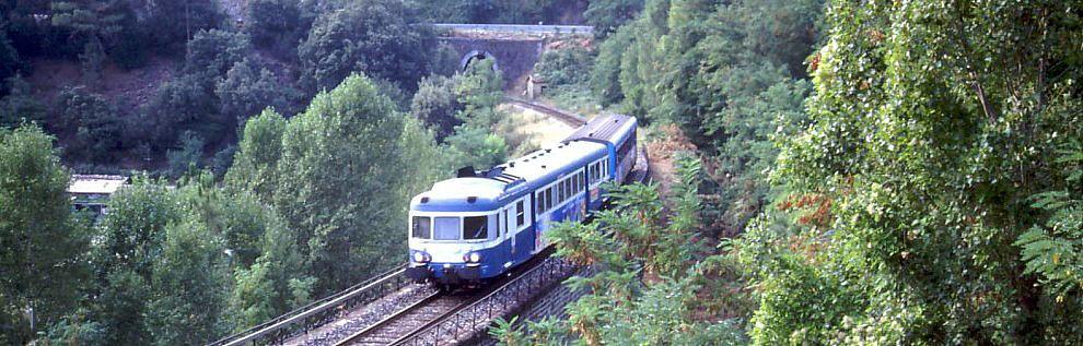 Cévennes Railway - Photo By Werner