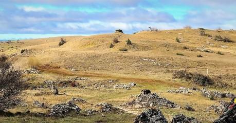 Causse Mejean Landscape