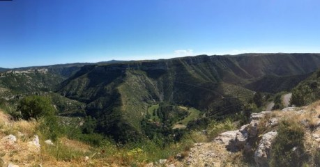 Walk the St Guilhem Way: The Cirque de Navacelles