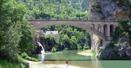 Tarn Gorges Walking - St Chely du Tarn