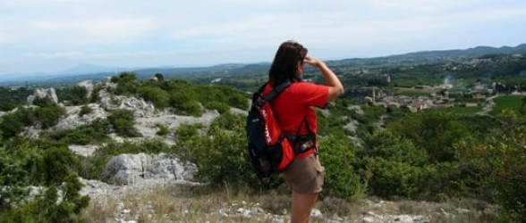 Walking the Garrigue & Nîmes