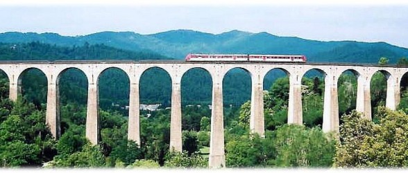 France on Foot and by Rail