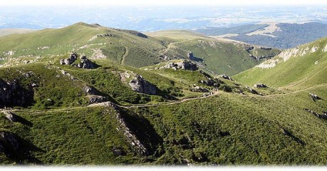 Short walks in France: Best of walking Auvergne