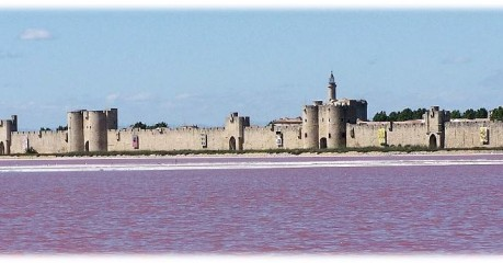 Trekking In France At Aigues Mortes
